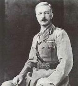 Foto Kolonel Reginal Dyer, 1864 – 1927
