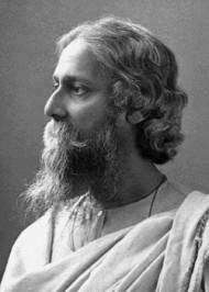Foto Rabindranath Tagore, 1861 - 1941