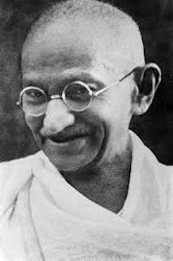 Foto Mahatma Gandhi, 1869 - 1948